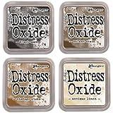 Tim Holtz Ranger Distress Oxide Ink Bundle E - Four 3