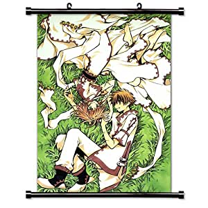 "Tsubasa Reservoir Chronicle Anime Fabric Wall Scroll Poster (16"" X 23"") Inches"