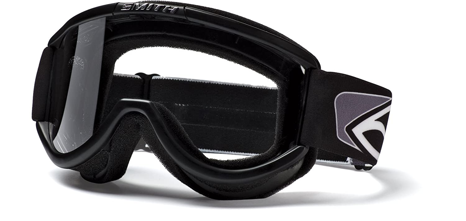 Smith Optics SME OTG Goggle with Clear AFC Lens (Black)