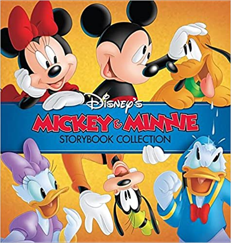 Mickey & Minnie's Storybook Collection Special Edition