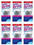 6 x Oven Bright Oven Cleaning Kit 500ML Cleaning Solution Gloves Bag Sponge