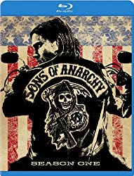 Sons of Anarchy S1 [Blu-ray]