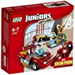 Iron Man contre Loki-10721-LEGO Juniors