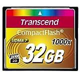 Transcend Information 32GB Compact flash Card - TS32GCF1000 (160/120 MB/s)
