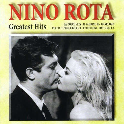 Nino Rota - Greatest Hits (Vcds Micro Can compare prices)