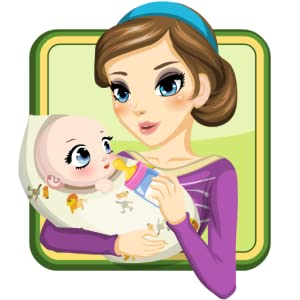 Baby in the House - Baby Games from Mary.com