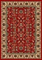 Red Traditional Rug Large Red 8x11 Persian Rug 5x8 Red Area Rugs 2x3 Entrance Red Carpet 2x8 Hallway Red Runner Rug