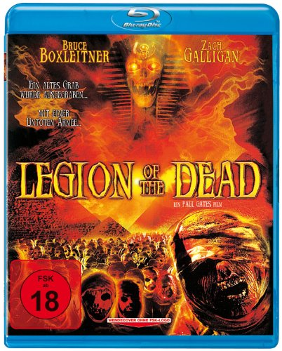 Legion of the Dead (Blu-ray)