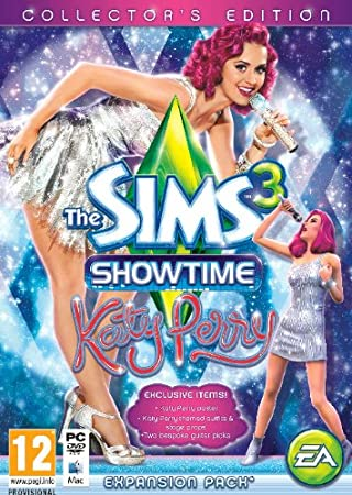 The Sims 3 Showtime - Katy Perry Collector's Edition