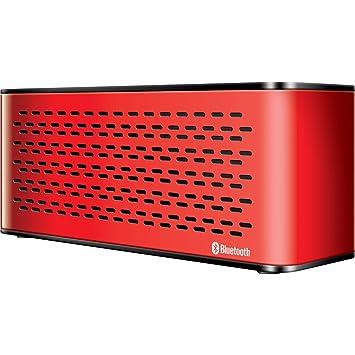 iSound ISOUND-5305 Sonic Waves Enceinte portable rechargeable avec connexion Bluetooth et microphone intégré pour appels mains libres