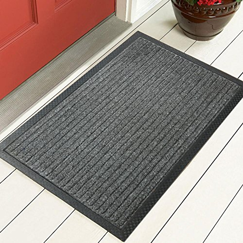 Polypropylene door mat entrance way mat indoor outdoor for Indoor front door mats
