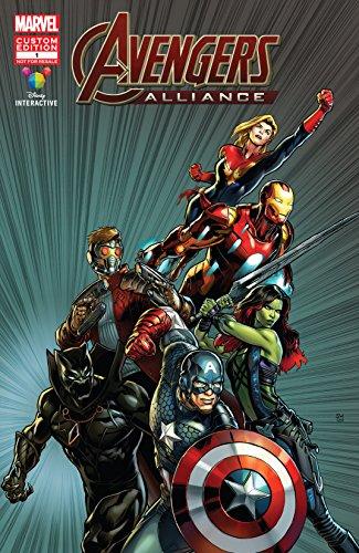 Marvel Avengers Alliance (2016) #1 (Comics Books Marvel compare prices)