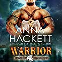 Warrior: Galactic Gladiators, Book 2 Audiobook by Anna Hackett Narrated by Vivienne Leheny