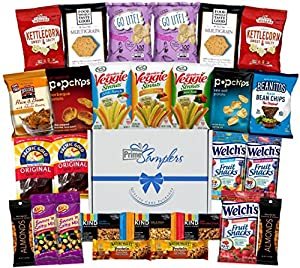 Gluten-Free Healthy Snacks Care Package (27 Count)