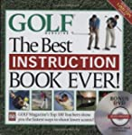 GOLF : THE BEST INSTRUCTION BOOK EVER