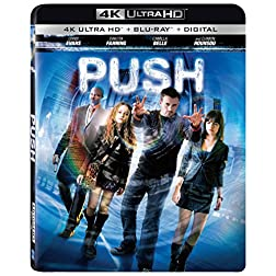 Push [4K Ultra HD + Blu-ray]