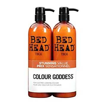Tigi Bed Head Shampoing Apra S Shampoing Conditioner Colour
