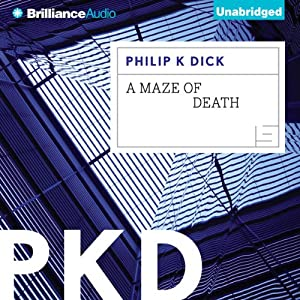 A Maze of Death Audiobook