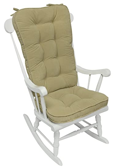 greendale jumbo rocking chair cushions 2