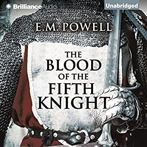 The Blood of the Fifth Knight Audiobook
