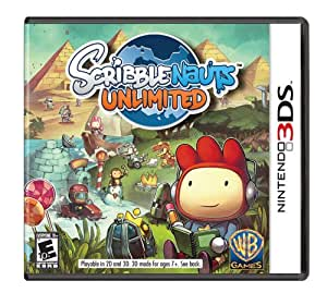 Scribblenauts Unlimited - Nintendo 3DS