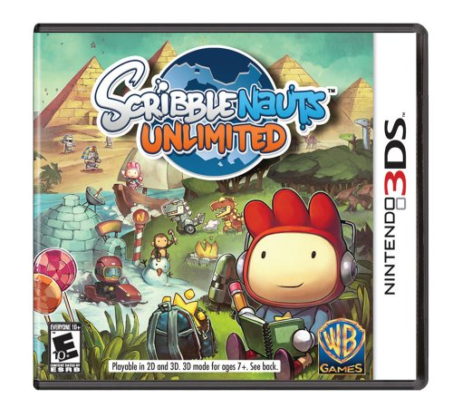 Image of Warner Home Video - Games 1000172550 Scribblenauts Unlimited