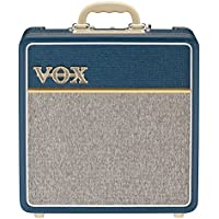 VOX AC4C1BL Custom Series Top Boost Tube Combo Amplifier (Blue)