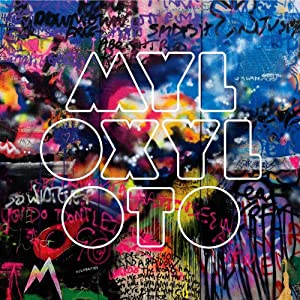 Mylo Xyloto by Coldplay on CD