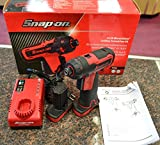 """Snap-On CTS761 1/4"""" Hex Drive 14.4V MicroLithium Cordless Screwdriver"""