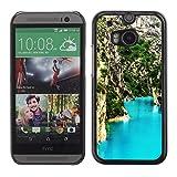 CASECO - HTC One M8 - Slim Black