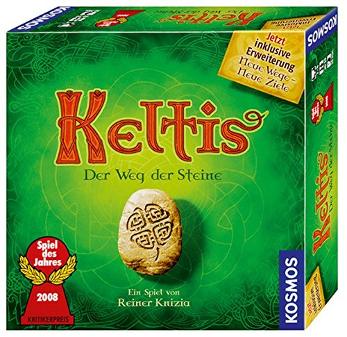 KOSMOS Keltis (incl. extenstion)