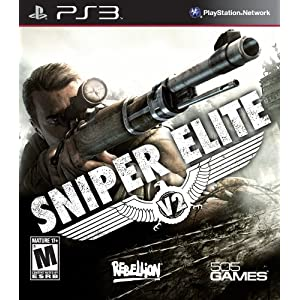 Sniper Elite 2 PS3 Video Game