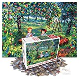 Anne of green gables Jigsaw Puzzle - 2014pcs at an apple orchard
