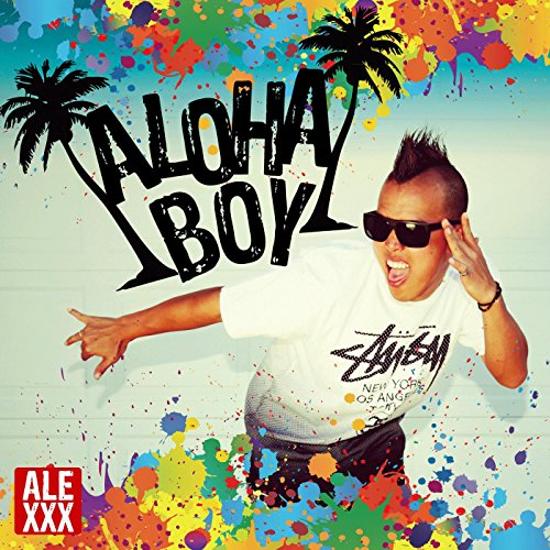 ALOHA BOY[CD+DVD]