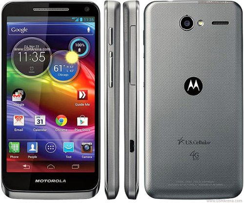 61Vd9zaQ4oL US Cellular Motorola Electrify M Thin Android 4G LTE Phone