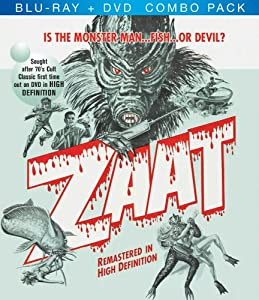 Zaat (Blu-Ray + DVD Combo Pack)