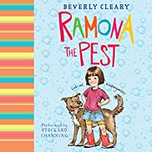 Ramona the Pest Audiobook by Beverly Cleary Narrated by Stockard Channing