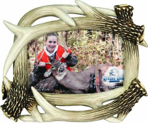 rep-picture-frame-small-resin-deer-antler