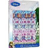 Disney Frozen Die Eiskönigin Buntstifte Set (16 Stück) hergestellt von Disney