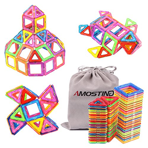 Magnetic Building Tiles