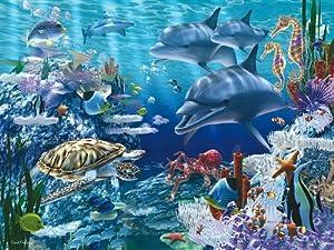 Ravensburger Floor Puzzle Sea Life