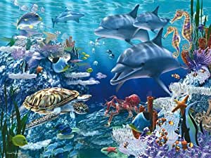 Ravensburger Floor Puzzle Sea Life