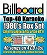 Billboard Top 40 Karaoke: 1980's Box Set