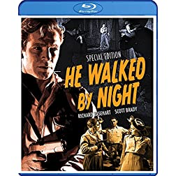 He Walked by Night (Special Edition) [Blu-ray]