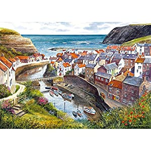 Gibsons puzzle - Staithes 1000 pieces