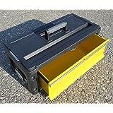 Werkzeugtrolley Materialbox Werkzeugkiste Werkzeugkoffer Erweiterung f. Trolley m. 1 Lade von AS-S