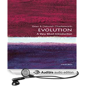 Evolution: A Very Short Introduction (Unabridged)