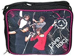 Camp Rock Lunch Bag Insulated SQ