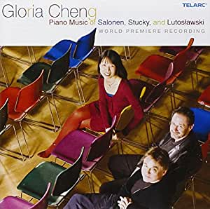 Piano Music By Salonen, Stucky And Lutoslawski