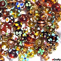 PEPPERLONELY Brand 100PC Mixed Charms for Rubberband Loom Bracelets